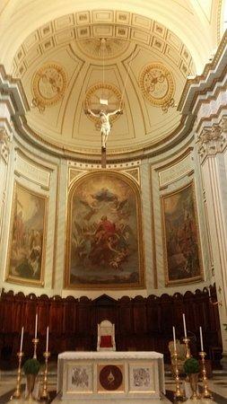 Albano Laziale, Italie: Altare