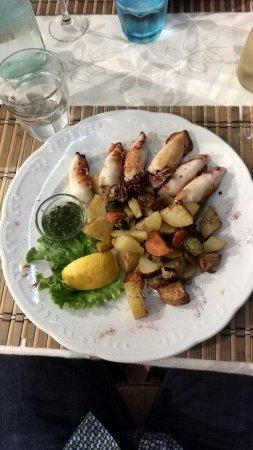 Muggia, อิตาลี: Piatti istriani tipici