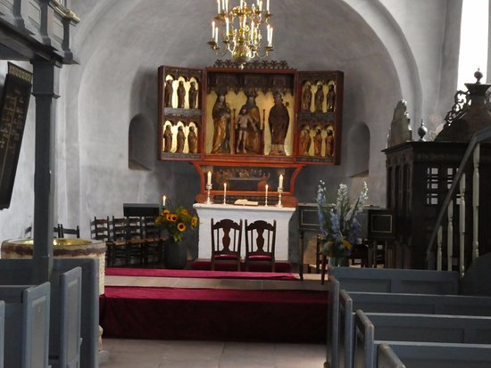 kirche st severin keitum tripadvisor. Black Bedroom Furniture Sets. Home Design Ideas