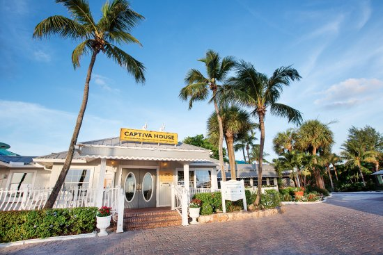 Restaurant exterior of Captiva House