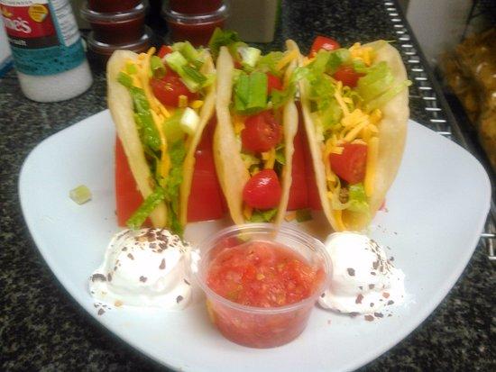 Inwood, WV: Taco's