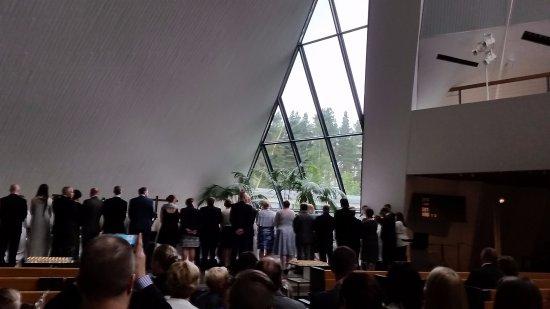 Hyvinkaa, Finlandia: Confirmed in Hyvinkää Church