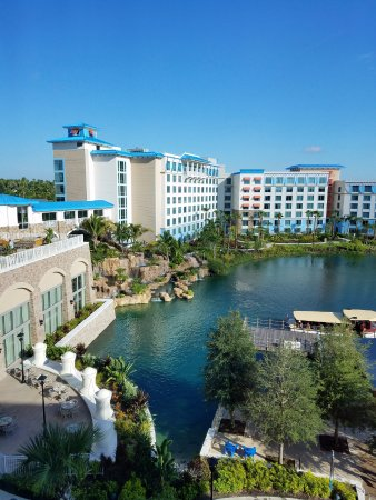 Lagoon View Just Part Of Resort Picture Of Loews