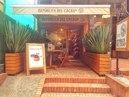 Republica Del Cacao - Zona T