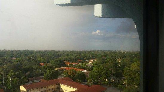 Miami Springs, FL: Vista desde la habitacion 1021