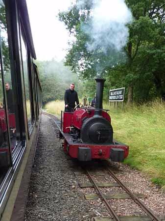 Llanuwchllyn, UK: Engine