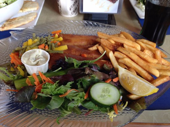 Lyster, Canada: Fish and Ships