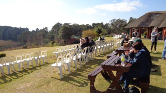 Winterton, Sydafrika: Seating area