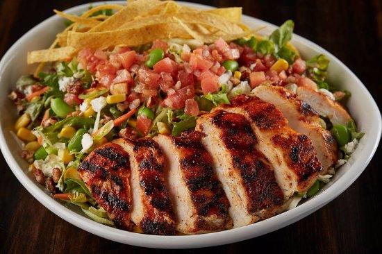 Williams Lake, Canada: Kickass Chicken Salad