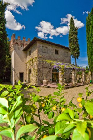 Villa Barberino Meleto Recensioni