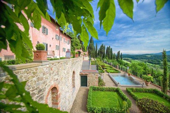 Hotel Villa Barberino Meleto
