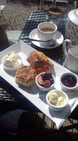 Pett, UK: Cream Tea