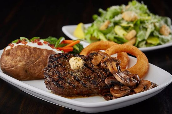 Coquitlam, Canada: Mike'd Up Sirloin