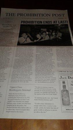 st augustine paper