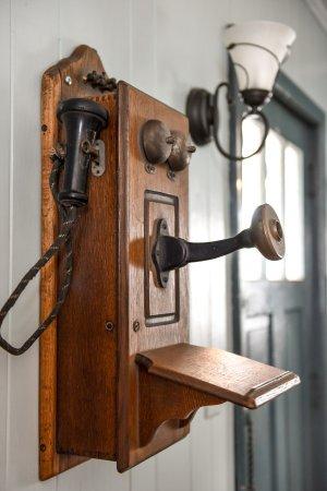 Portage, PA: Antique Telephone