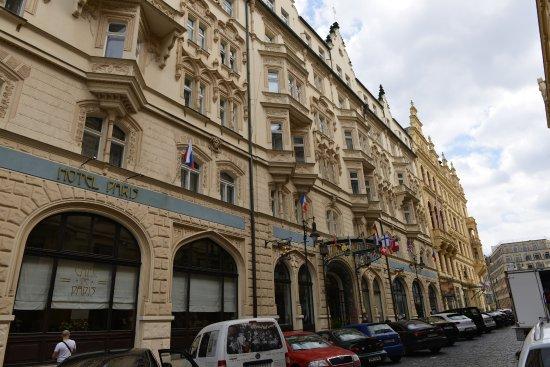 Hotel Paris Picture Of Hotel Paris Prague Prague