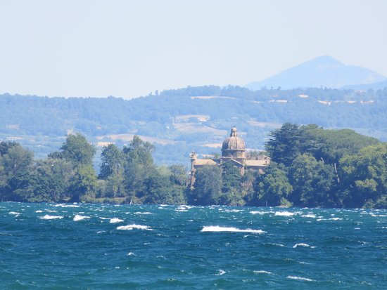 Capodimonte, Itália: Isola Bisentina