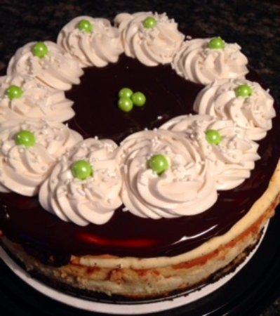 Carlisle, PA: Irish Cream Cheesecake!
