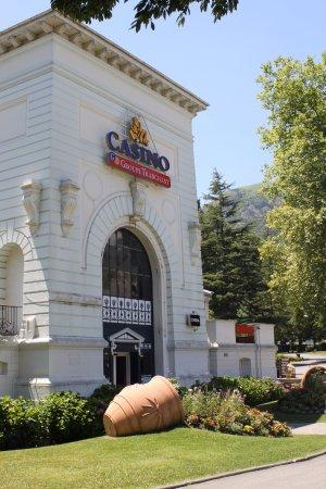 Argelès-Gazost, France : Entrée du Casino