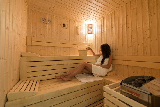 Bitzaro Grande Hotel: Armonia Spa Sauna