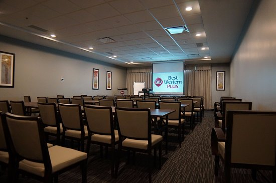 Merritt, Canada: Our Sagebrush Room with an occupancy of up to 70 people