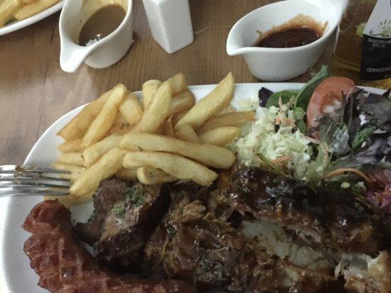 Caboolture, Australia: Pork plate