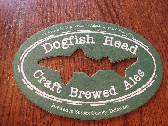 Gaithersburg, MD: beer mat