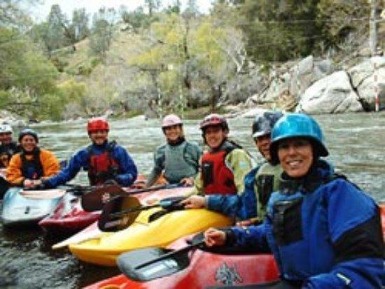 Kernville, CA: Kayaking the Kern River