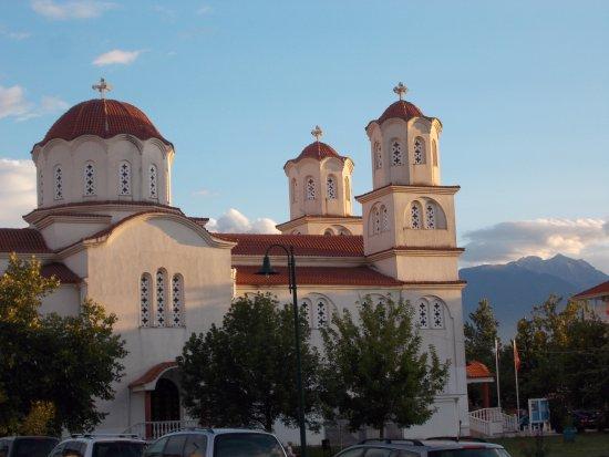 Olympiaki Akti, Yunanistan: St. Procopius Church
