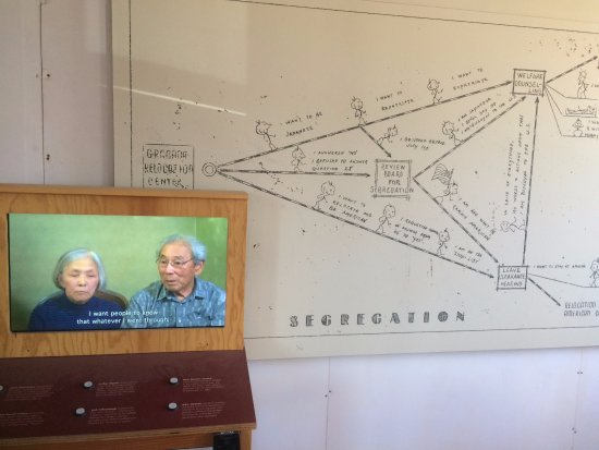 Independence, CA: audo visual recordings of people who lived in the camp as children