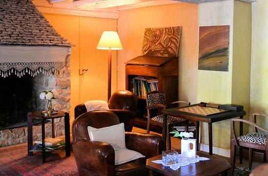 Maison de Marquay : Public room