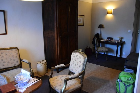 Maison de Marquay : Sitting area