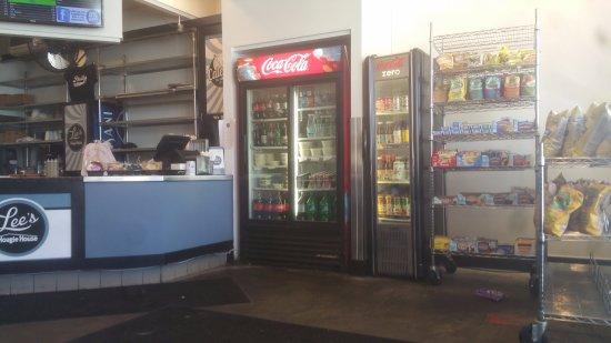 Blue Bell, Pennsylvanie : Drinks & Chips