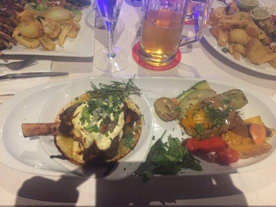 Parigoria, Grécia: Awesome experience with delicious food!
