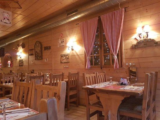Restaurant le montagnard dans bar sur aube for Restaurant bar sur aube
