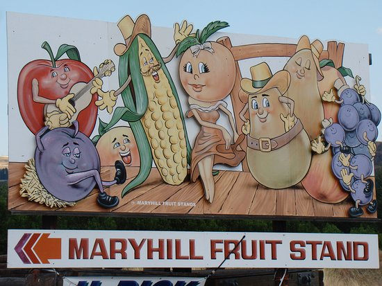 Maryhill, WA: Go there for jams!