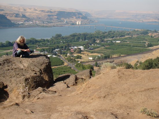 Maryhill, WA: Well, this is why I've called you all here. . .look, don't speak! And, you're welcome!