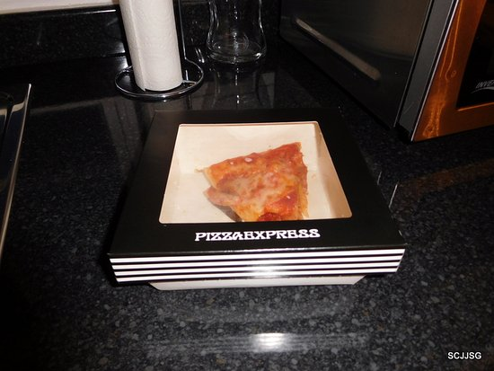 Leftovers To Take Home Picture Of Pizza Express
