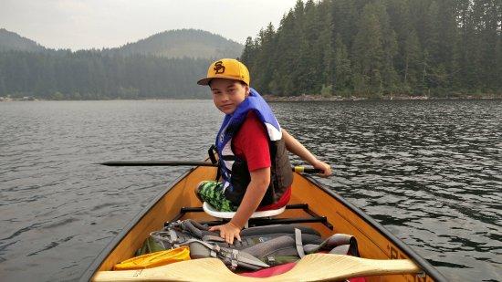 Powell River, Canada: Lois Lake