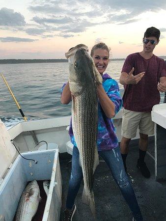 Susie e ii sportfishing montauk ny updated 2018 top for Fishing trips long island