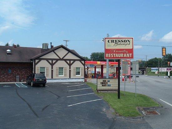 Cresson Springs Family Restaurant