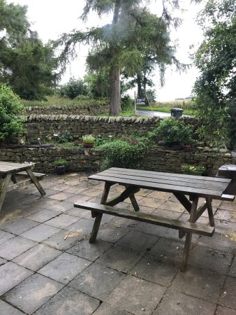 Haltwhistle, UK: Outdoor area from lounge