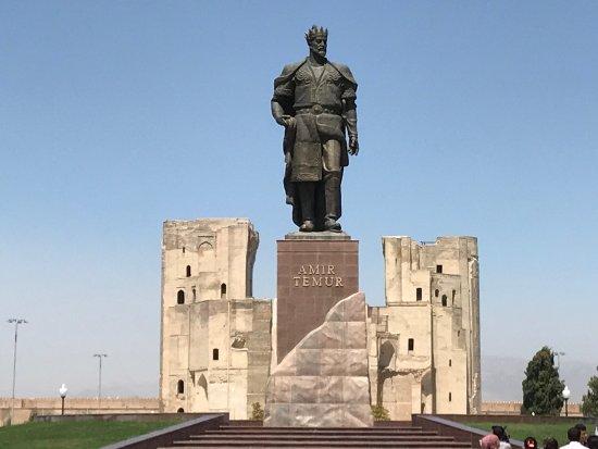 Shakhrisabz, อุซเบกิสถาน: photo5.jpg