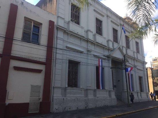 Archivo Nacional de Asuncion