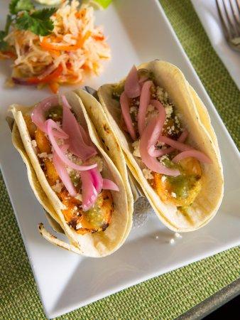 Wayne, PA: Jumbo Shrimp Street Tacos at Glenmorgan