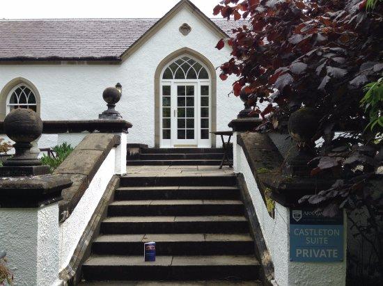Castle Maol: L'endroit idéal et romantique pour la présentation d'un livre en Ecosse