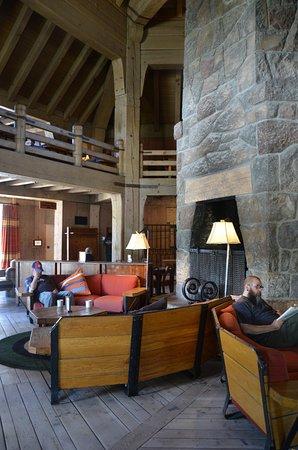 โรงแรม Timberline Lodge