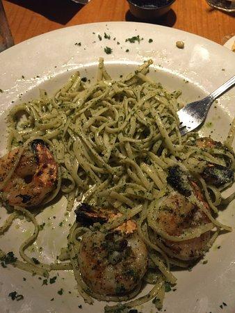 Harwich, MA: Grilled Shrimp Pesto - Brax Landing