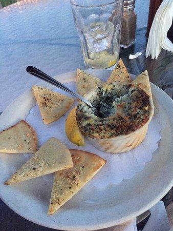 Harwich, MA: Crab/Spinach Dip Brax Landing