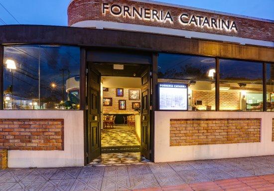 Forneria Catarina: Sta Monica